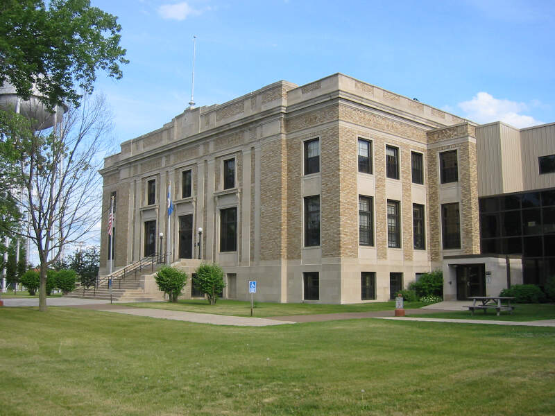 Aitkin Co Courthouse