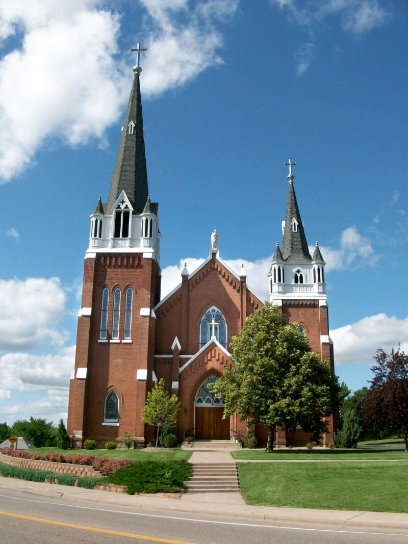 Dayton Catholic Church