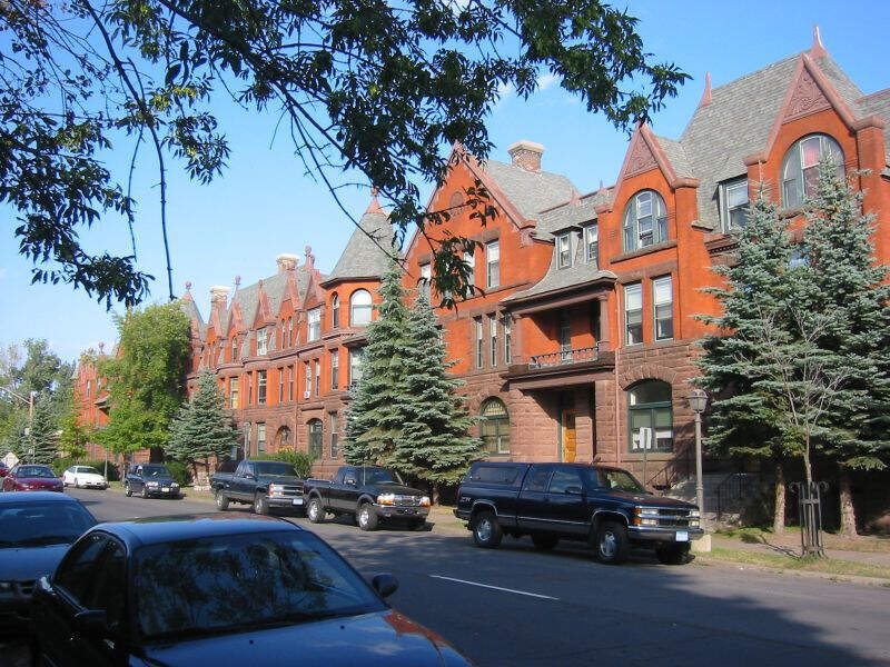 Chester Terrace Duluth