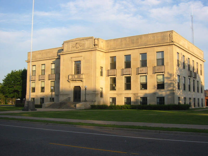 Mille Lacs Courthouse