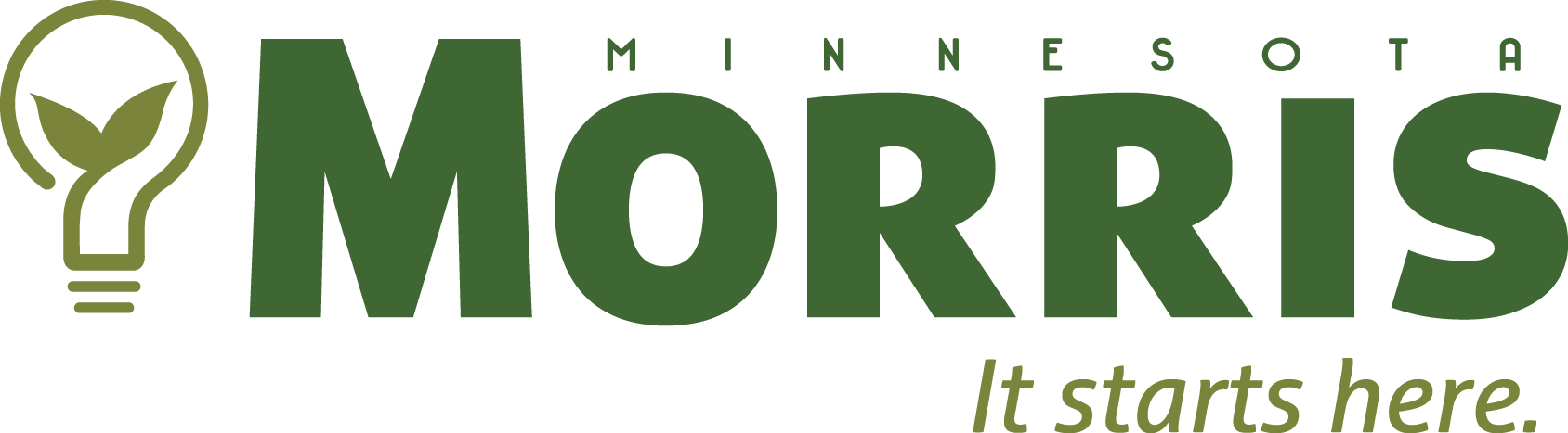 City Of Morrisc Mnc Usa Logo