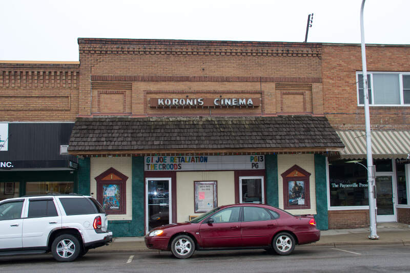 Paynesvillekoroniscinema