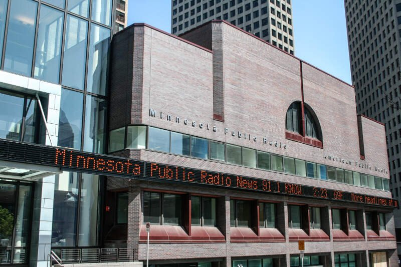Minnesota Public Radio Ticker Saint Paul Eb O