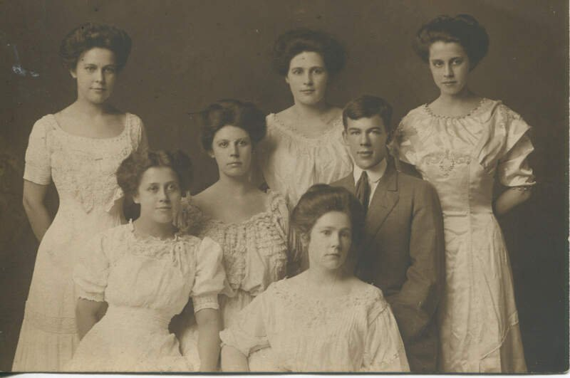 Family Of James Hennessy Of Winona Minesota Great Grandmother Of Andrew Parodi Lec