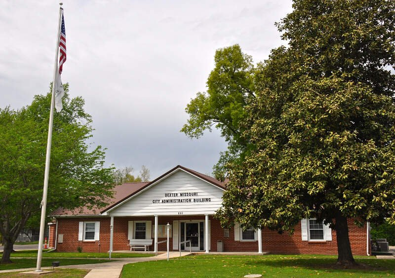 Dexter City Administration Building
