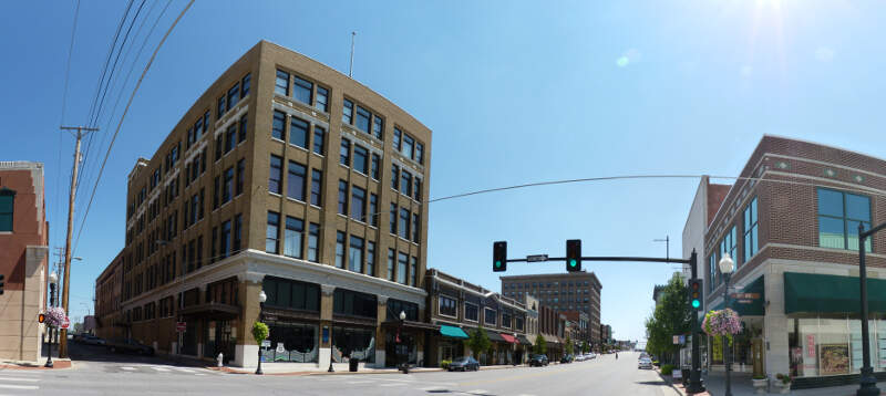 Joplin Historic District