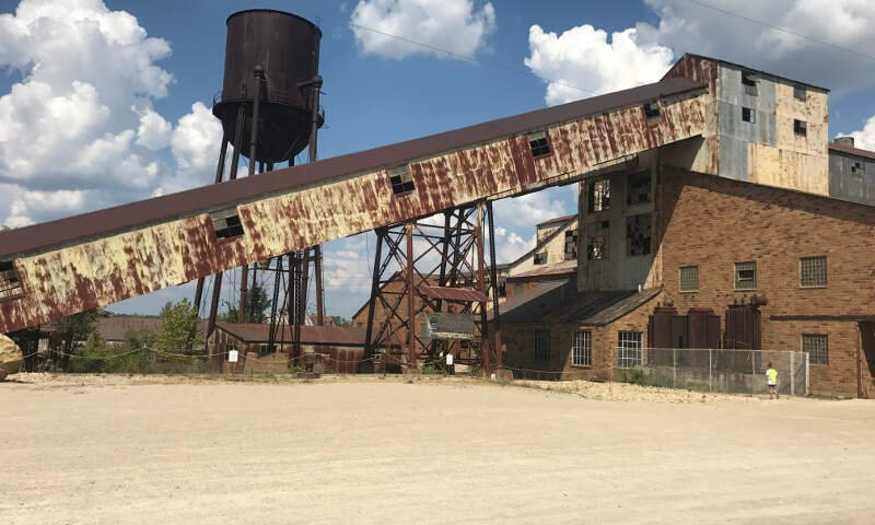 Missouri Mines State Historic Site On