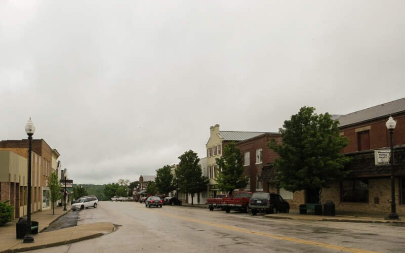 Building For Rent In Warrentonc Mo