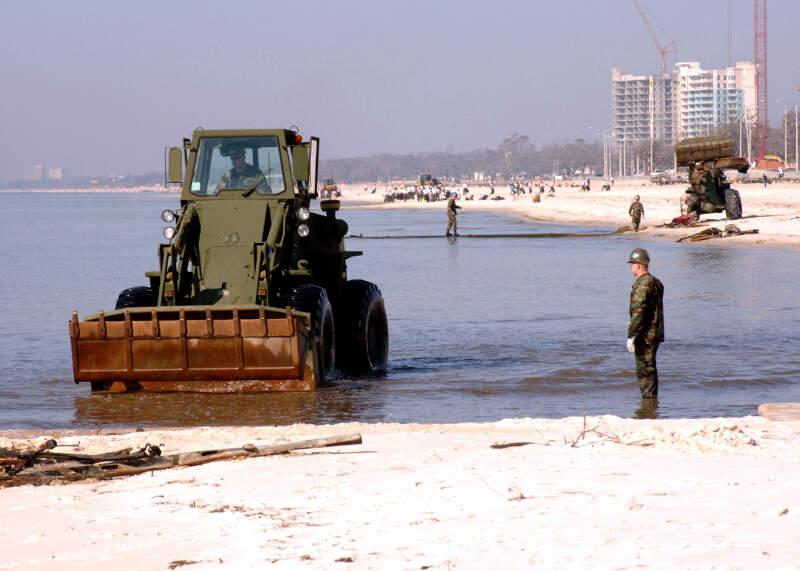 Beach Cleanup N W
