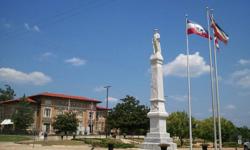 Rankin County Confederate Monument