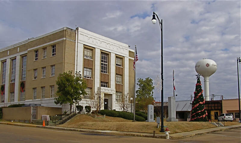 Leake County Courthouse