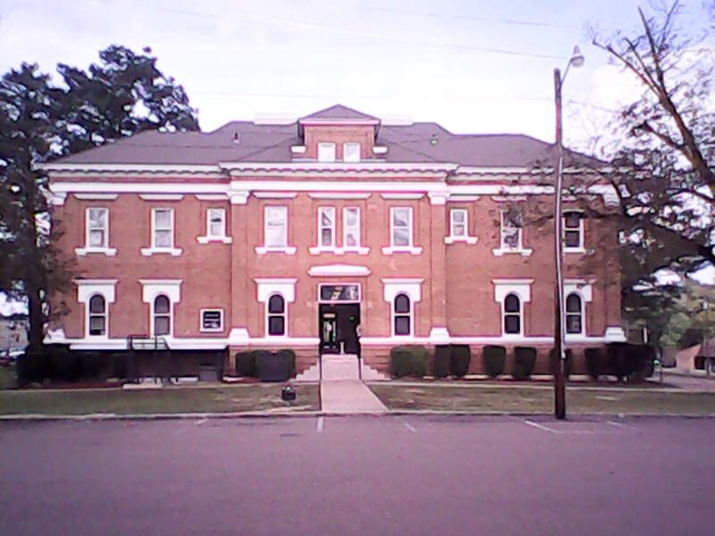 Covington County Courthousec Collinsc Ms