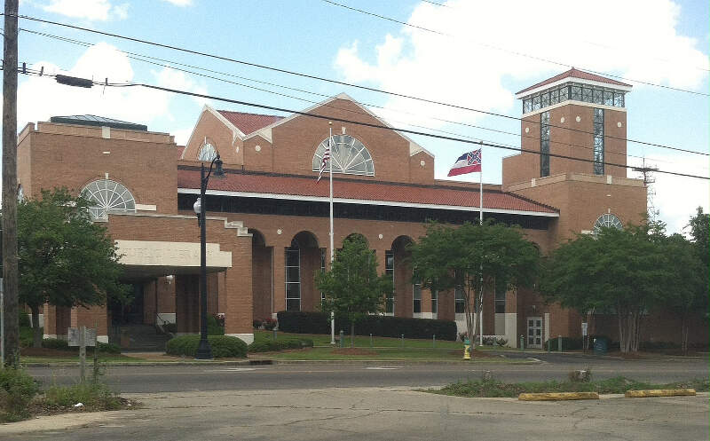 Forrest County Public Library