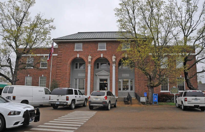 Tippah County Courthousec Ripley Historic Districtc Ms