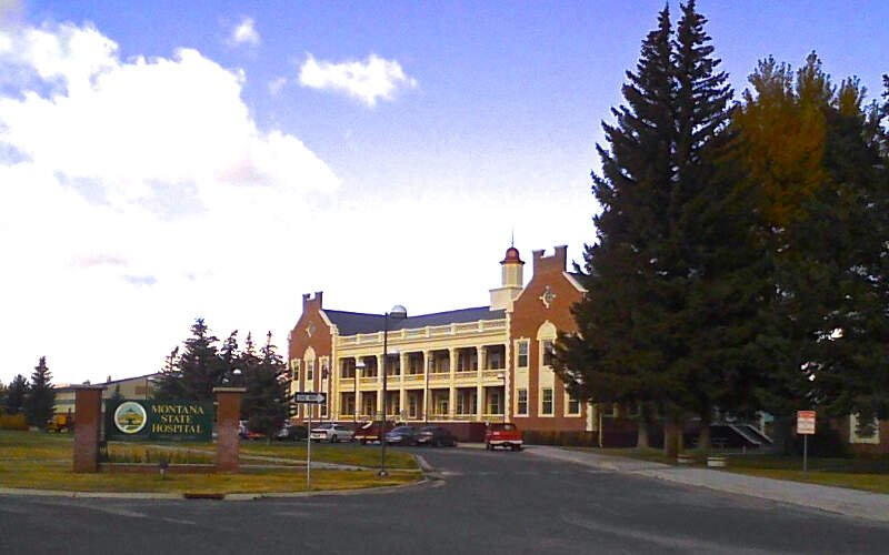 Warm Springs State Hospital