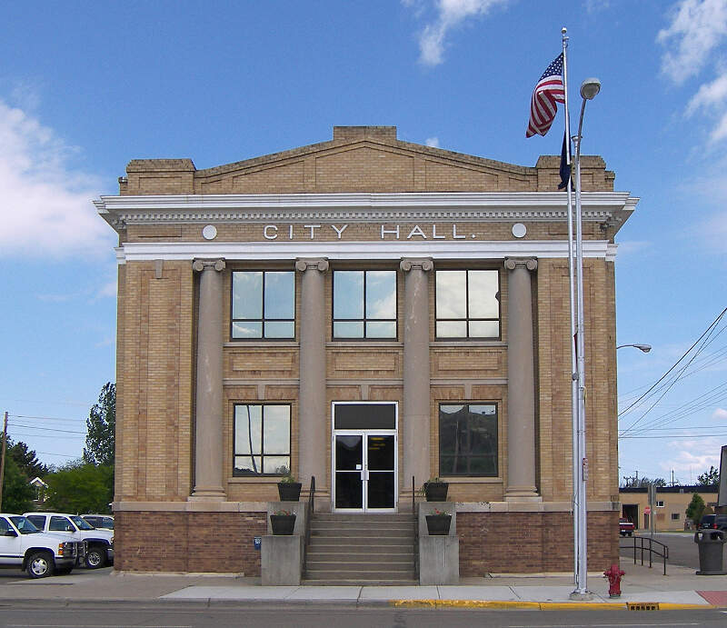 Glendive City Hall