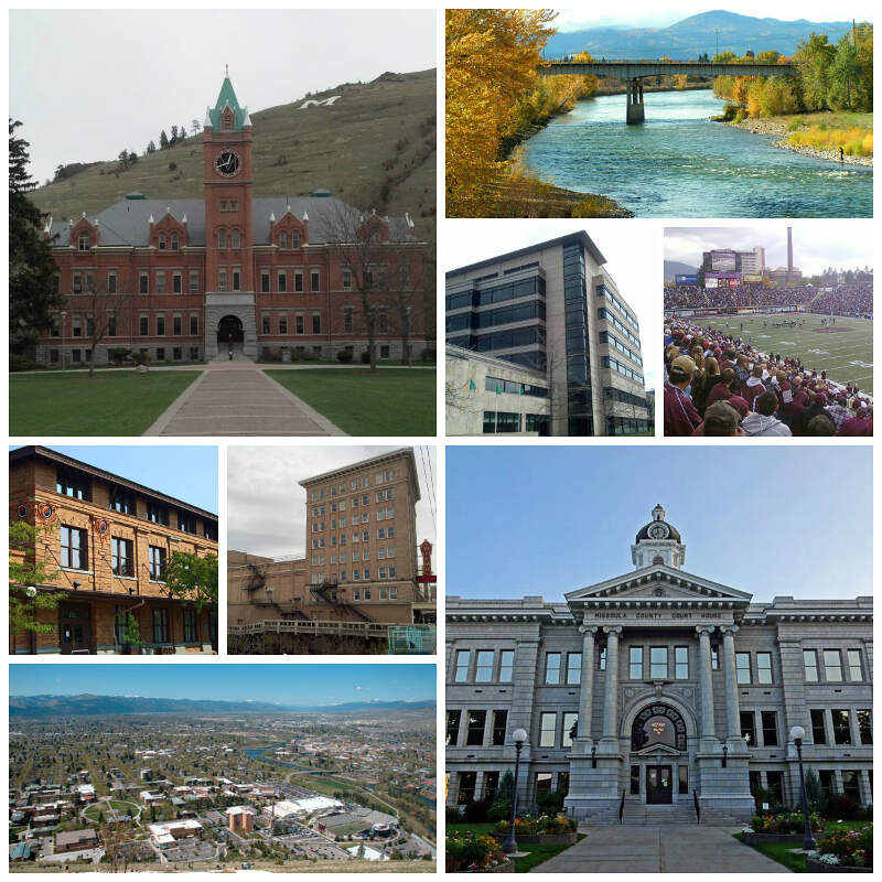 Missoula Collage Wikipedia