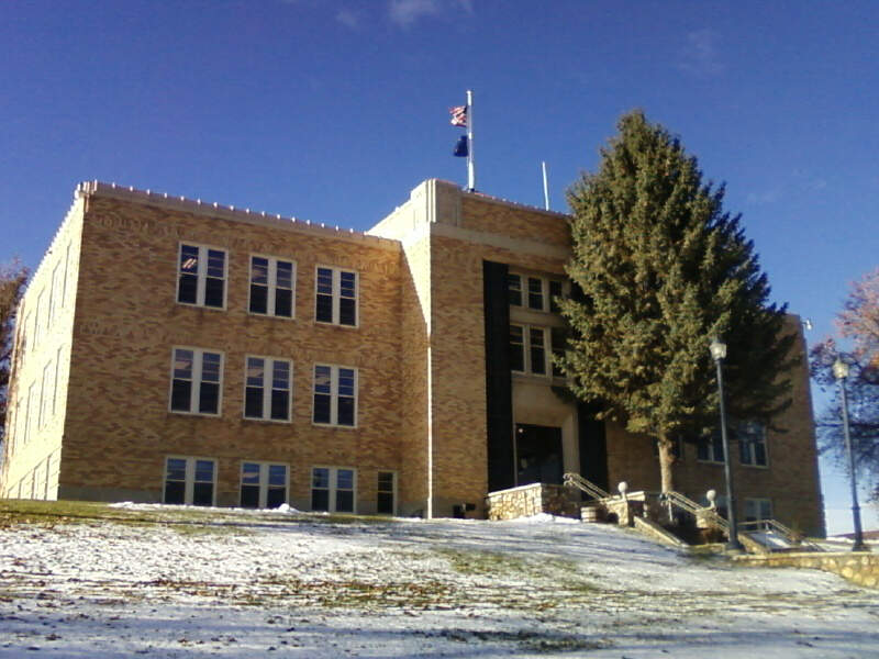Toole County Courthouse