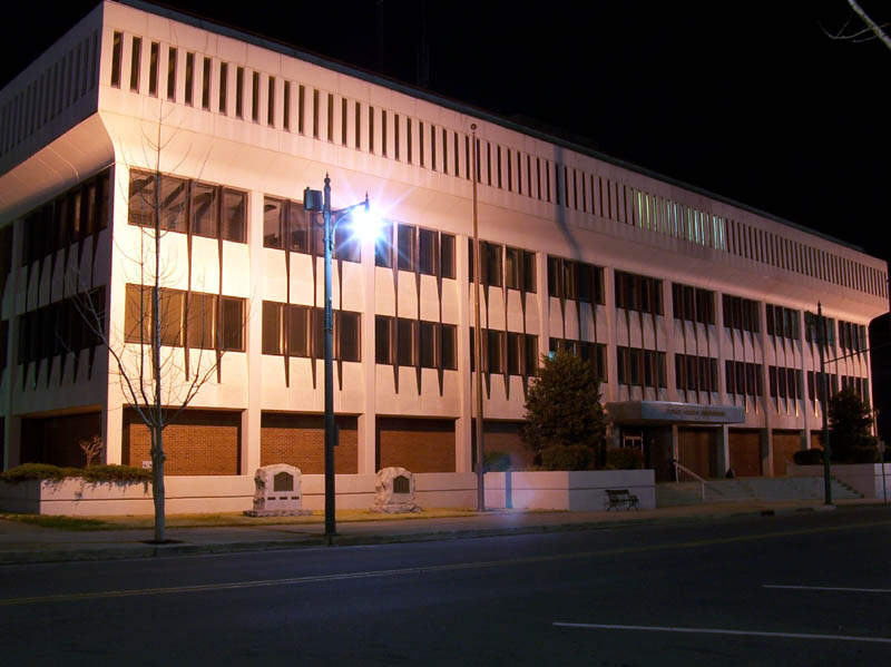 Stanly County Courthouse