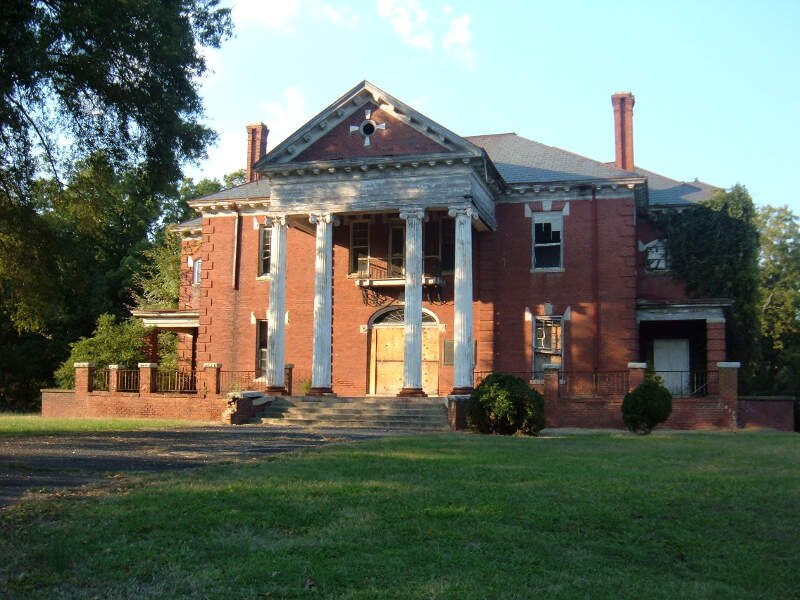 Cannon House At Stonewall Jackson Training School
