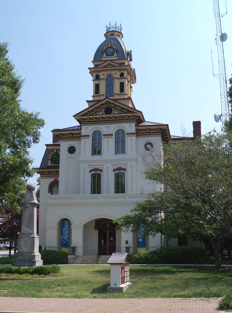 Old Courthouse Concord
