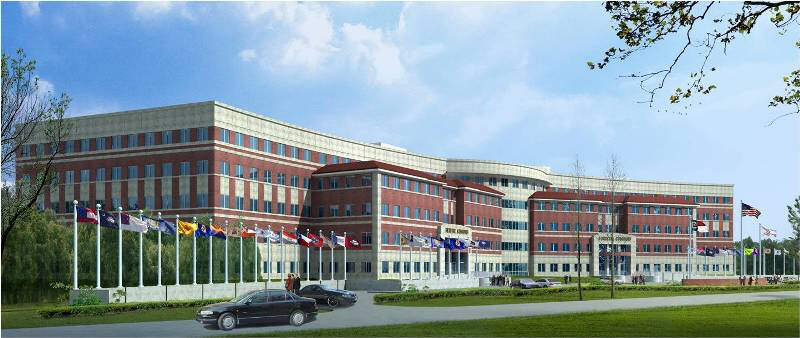 A Pic Of The Us Forces Command And Us Army Reserve Command Hq