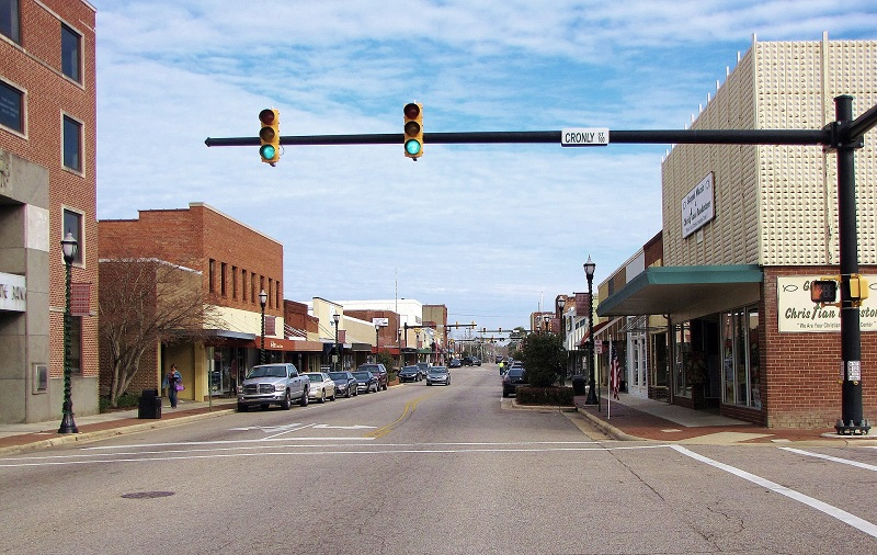 Laurinburg, North Carolina