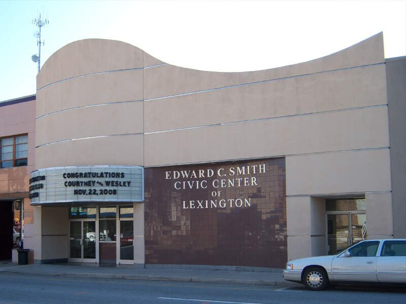 Lexington Nc Civic Center