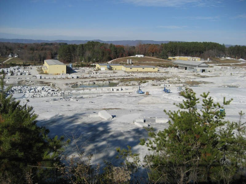 Mt Airy Quarry