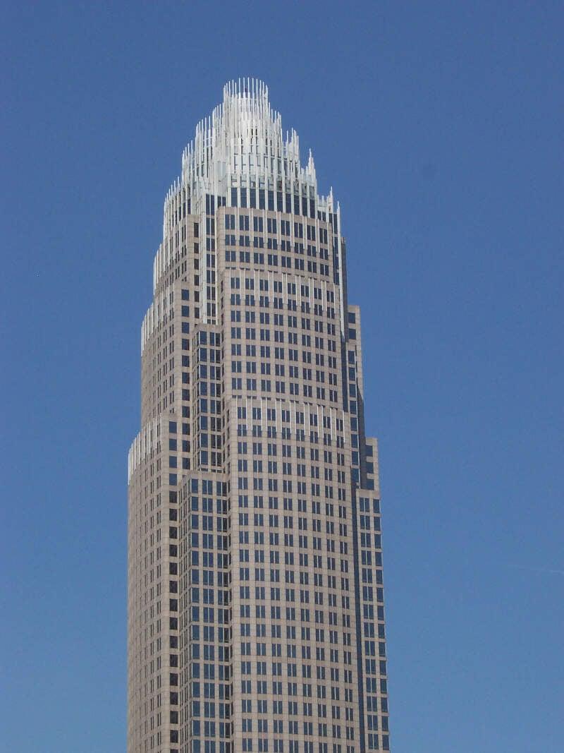 Bank Of America Corporate Center
