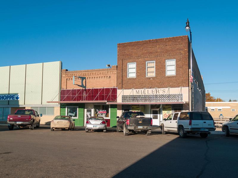 Harvey, ND