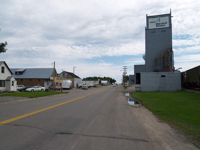 Horace, ND
