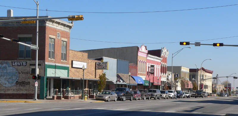 Blair, Nebraska