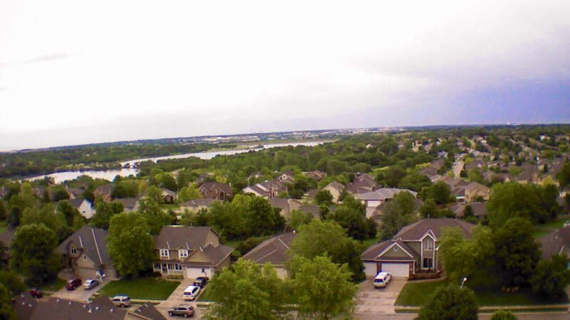 Above West Omaha