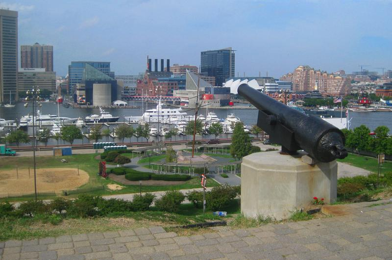 Federal Hill Baltimore, MD
