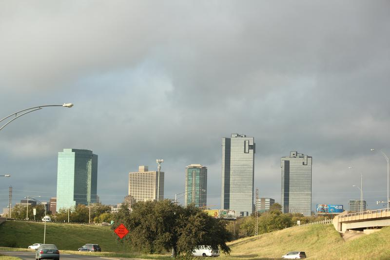 Downtown Fort Worth, TX