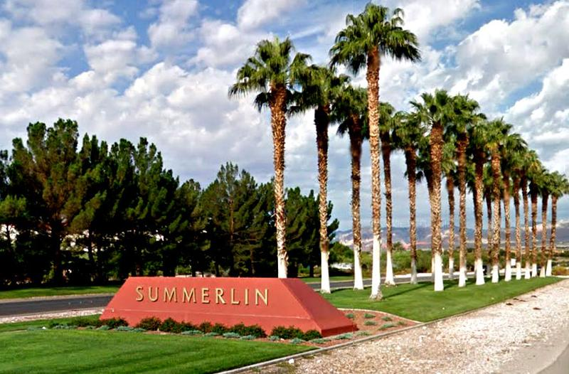Summerlin North Las Vegas, NV