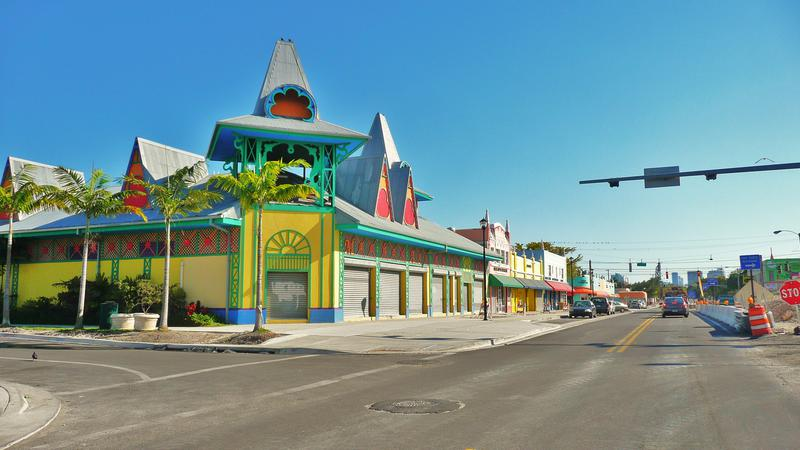Little Haiti Miami, FL