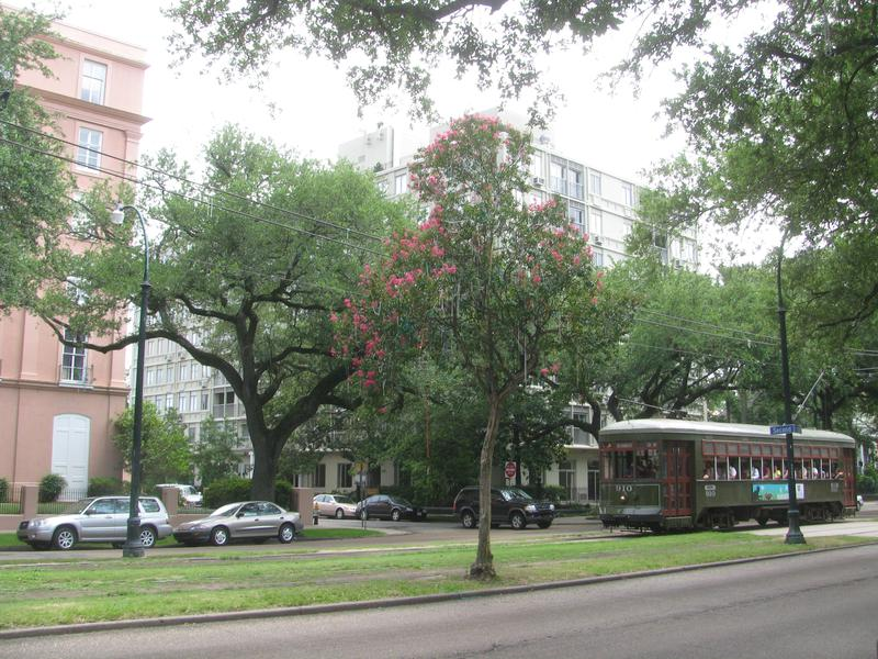 Garden District New Orleans, LA