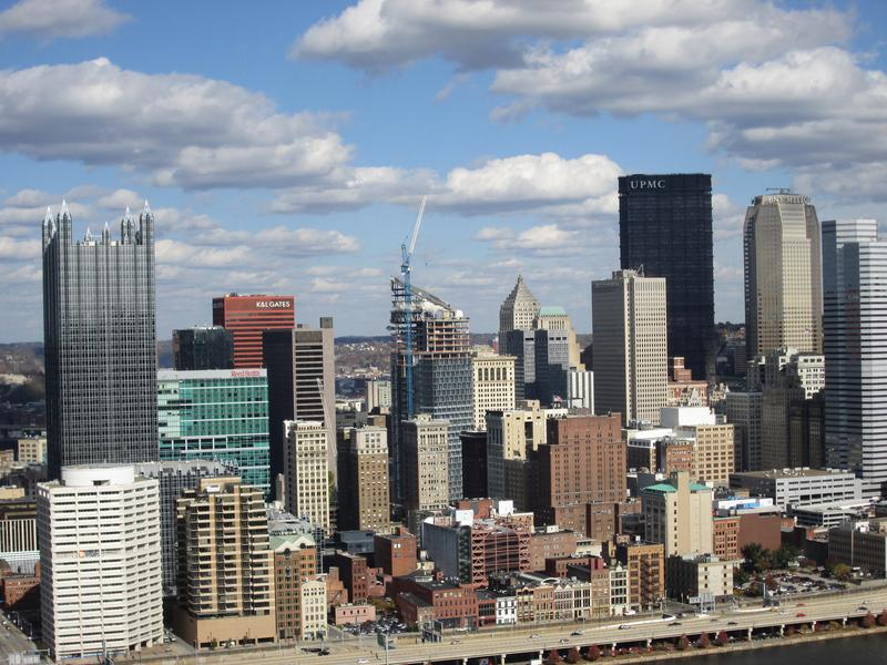 Pittsburgh|Central Business District, PA