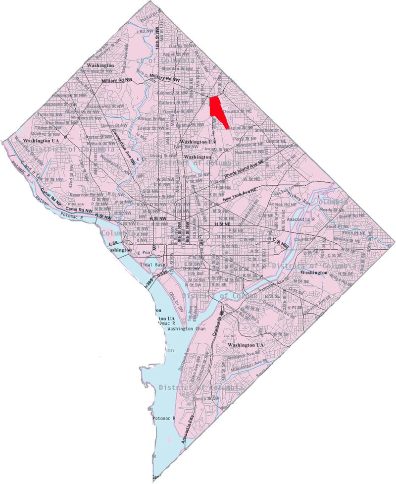 These Are The 10 Worst Neighborhoods In Washington DC For 2018 ...