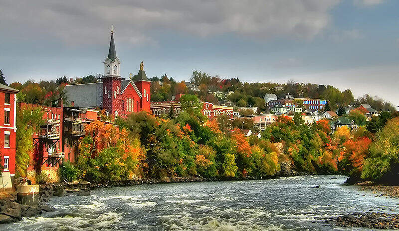 Berlin New Hampshire