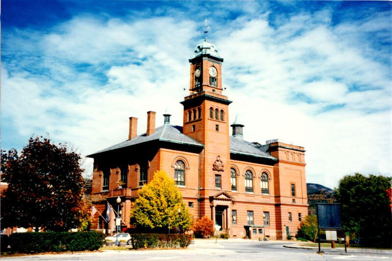 Claremont Nh Cityhall Bigger Digitalsushi Rescan