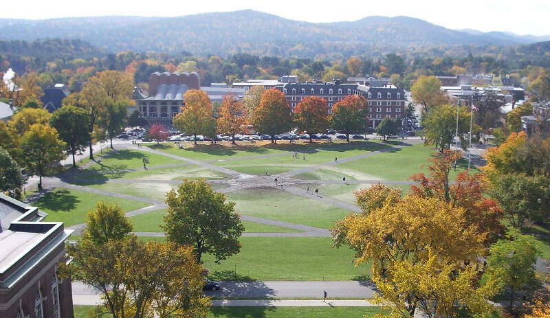 Dartmouth College Campus    C Crop