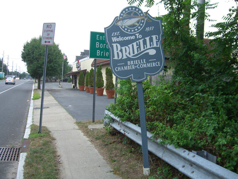 Brielle, New Jersey