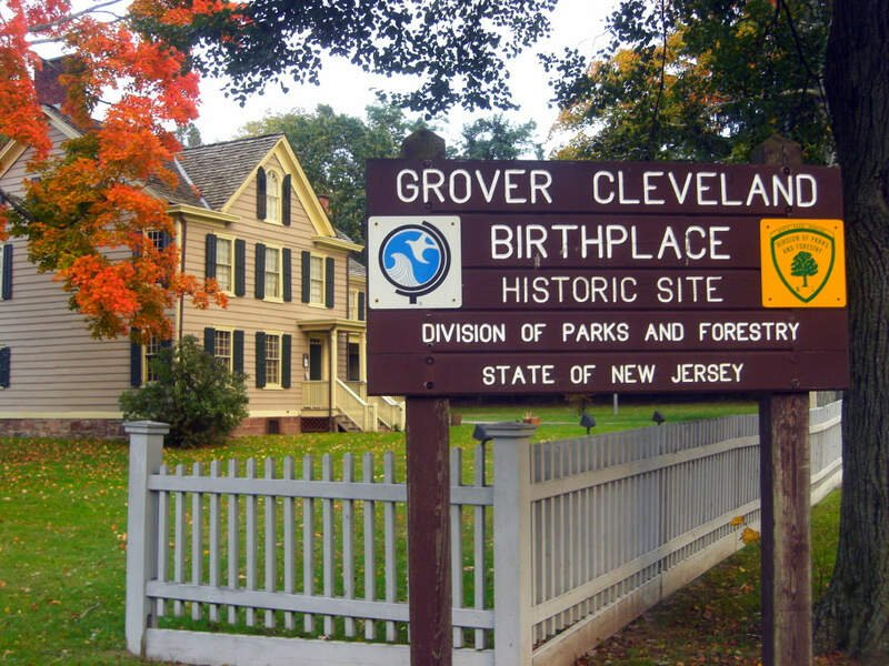 Cleveland Birthplace In Caldwell Borough