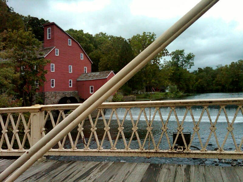 Clintonnjbridgeandmill