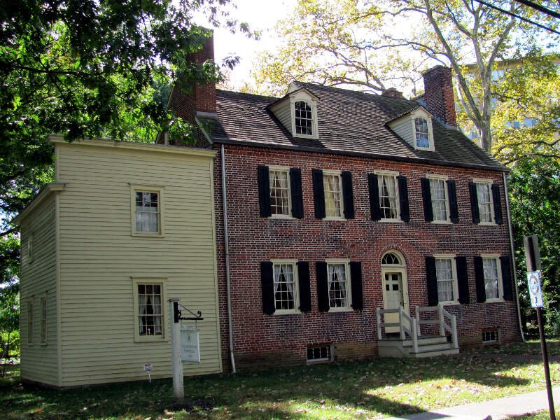 Collings Knight Homestead Collingswood Nj
