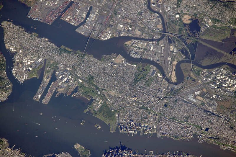 Iss Jersey City