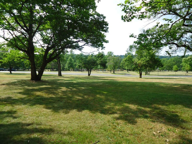 Watchung Park In Union County Nj Playfield